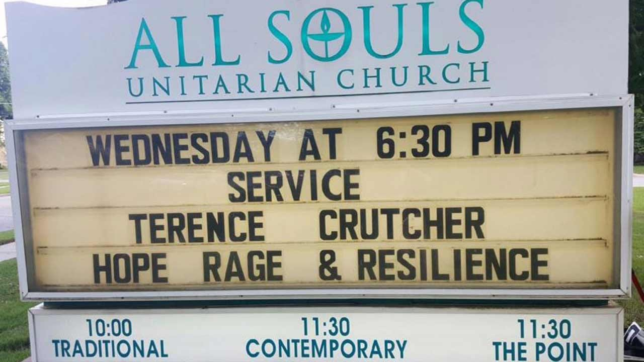 Tulsa Church Cancels Support Gathering After Fatal Police Shooting