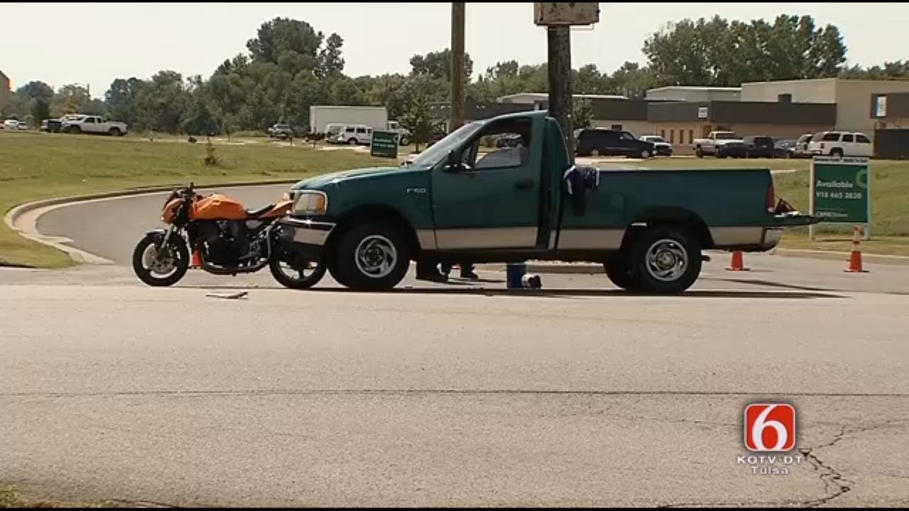 One Person Critically Injured Following Collision Involving Motorcycle