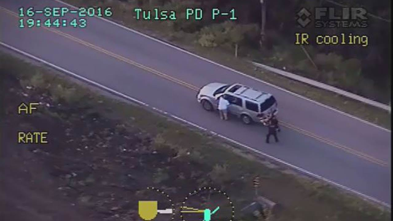 The Frontier: Window Of Terence Crutcher's SUV Was Down, Source Says