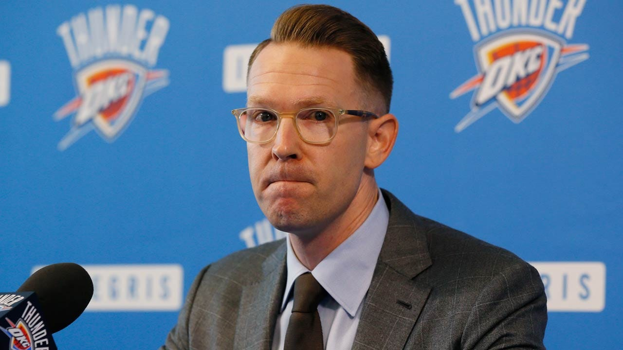 Thunder: Presti Disappointed in McGary For Drug Suspension