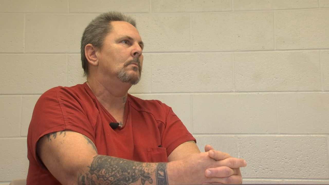Tulsa Bank Robbery Suspect Confesses To Lori Fullbright