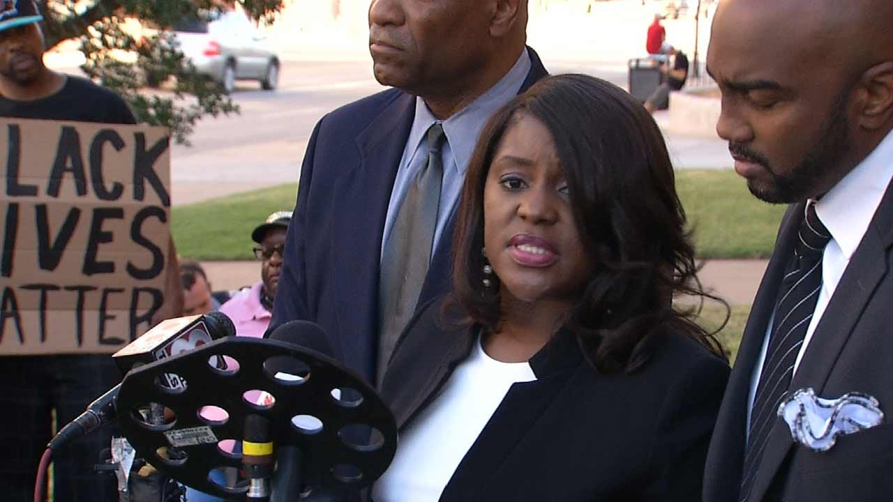 Crutcher Family Says Charges Are First Step To Justice Being Served