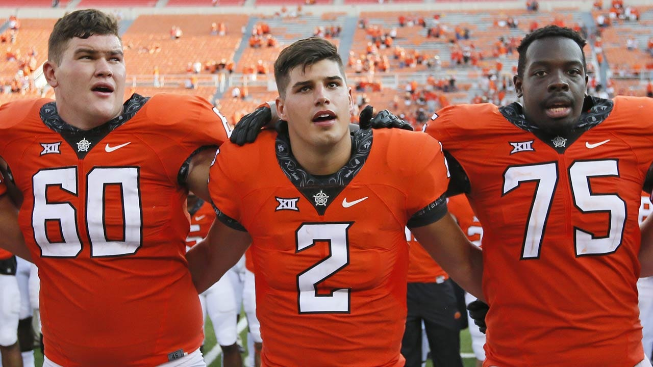OSU's Zach Crabtree On Playing Late Game In Waco