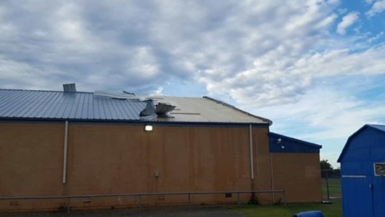Pittsburg Public Schools Reopen After Storm Damage