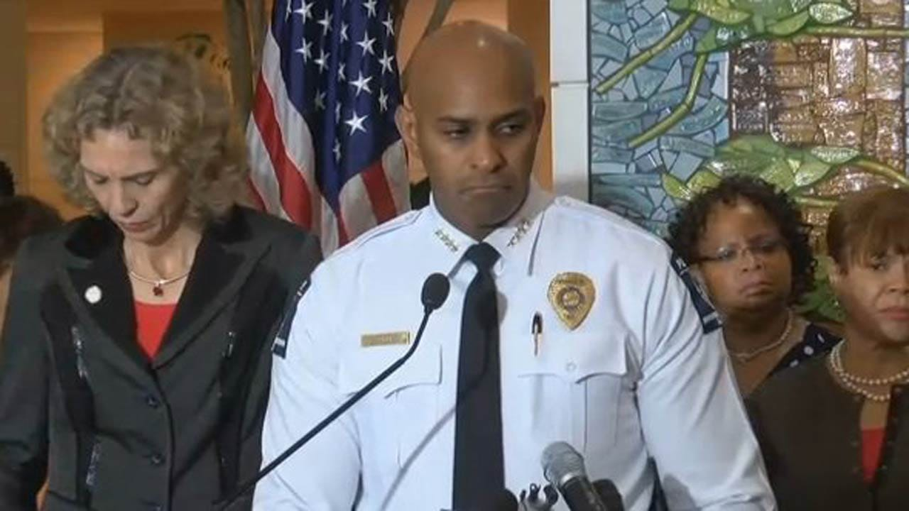 Police Chief Reveals New Details About Charlotte Shooting Video