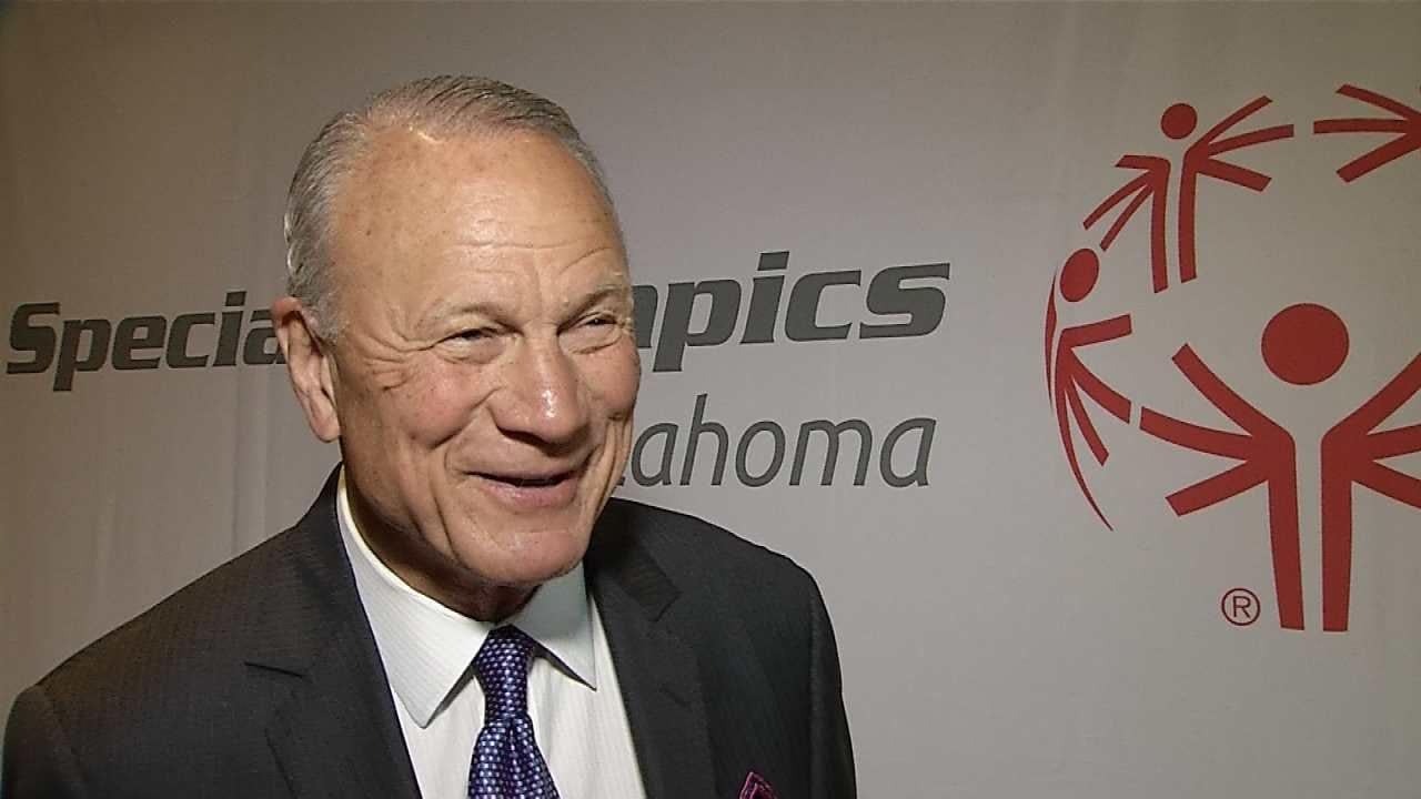 Special Olympics Oklahoma Honors Barry Switzer