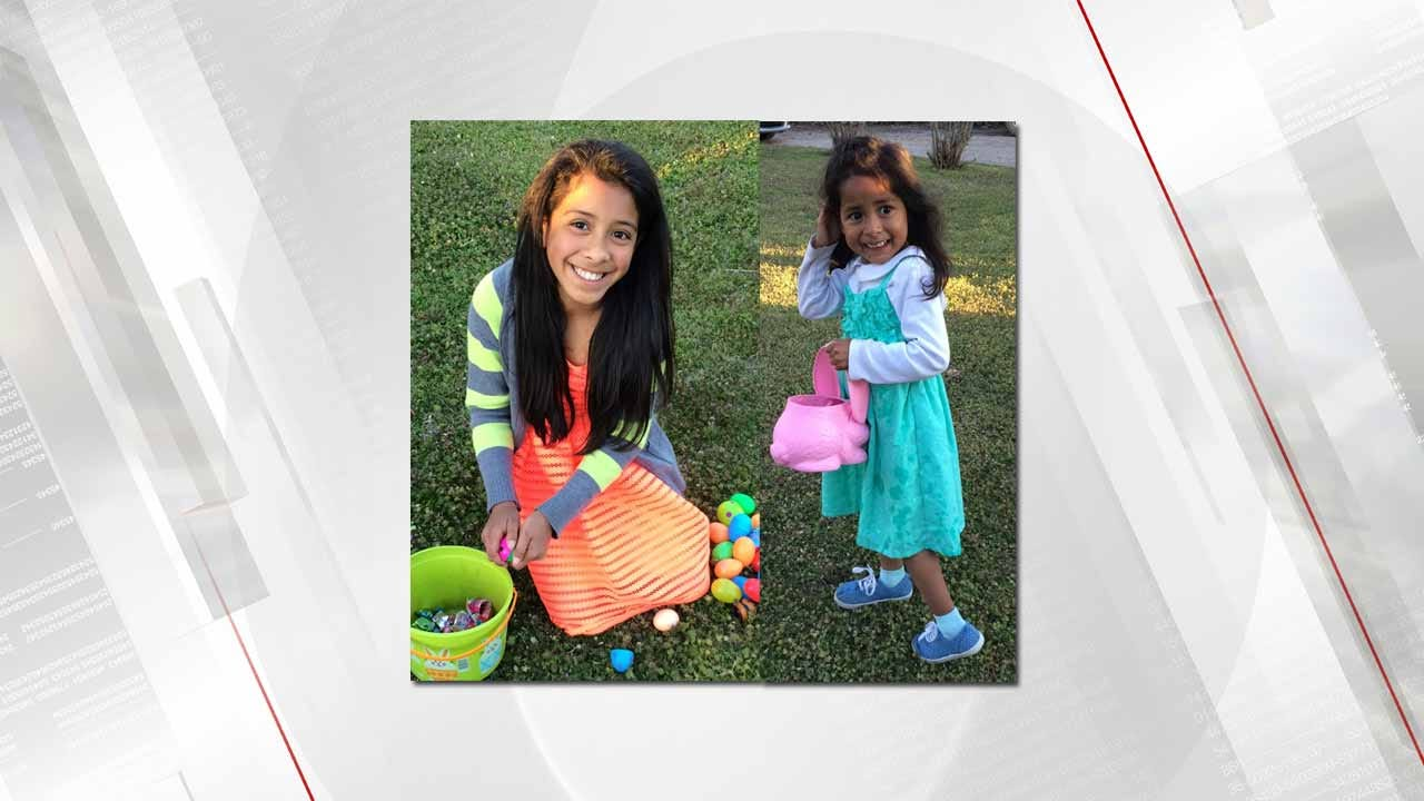 TPD Searching For Missing Girls
