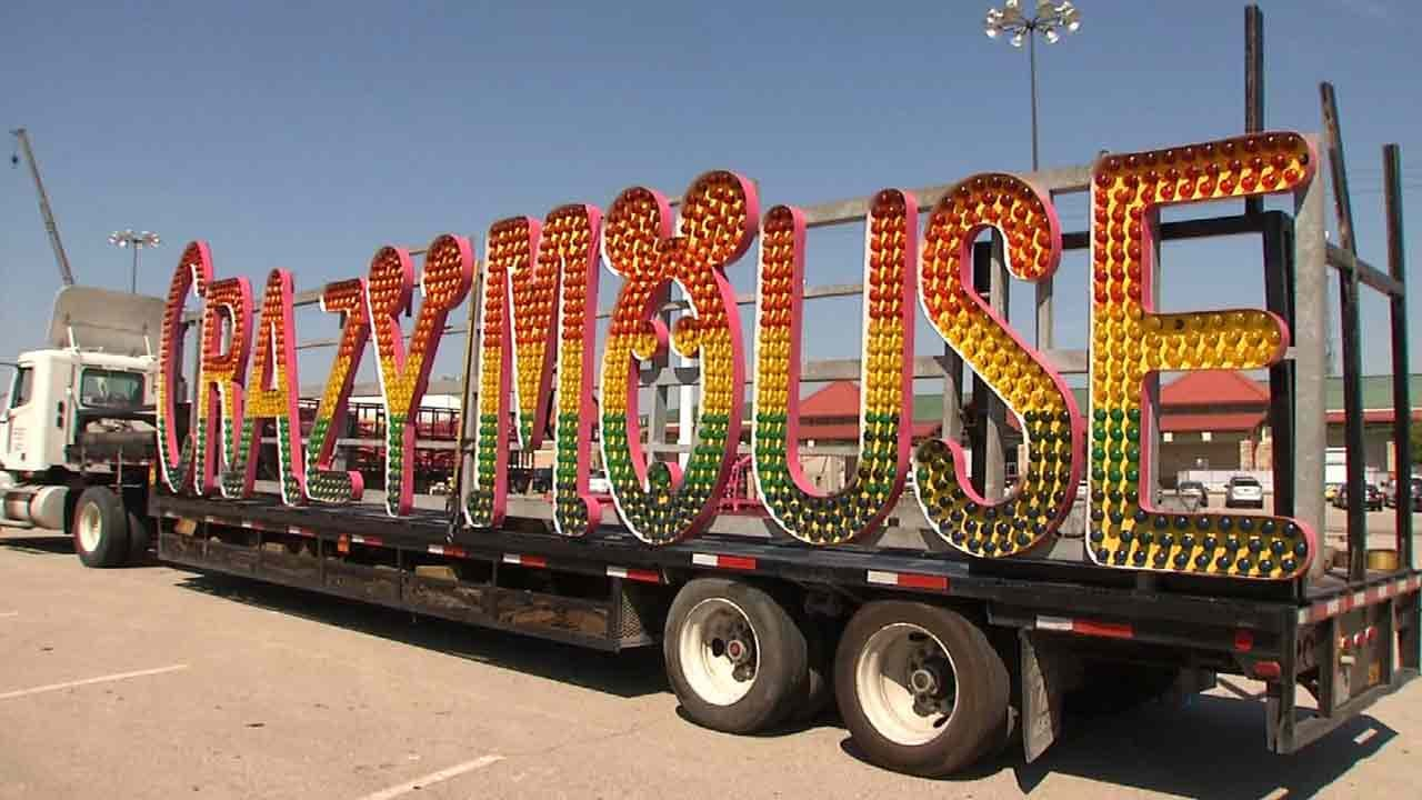 First Time In 40 Years, Tulsa State Fair Using New Ride Company