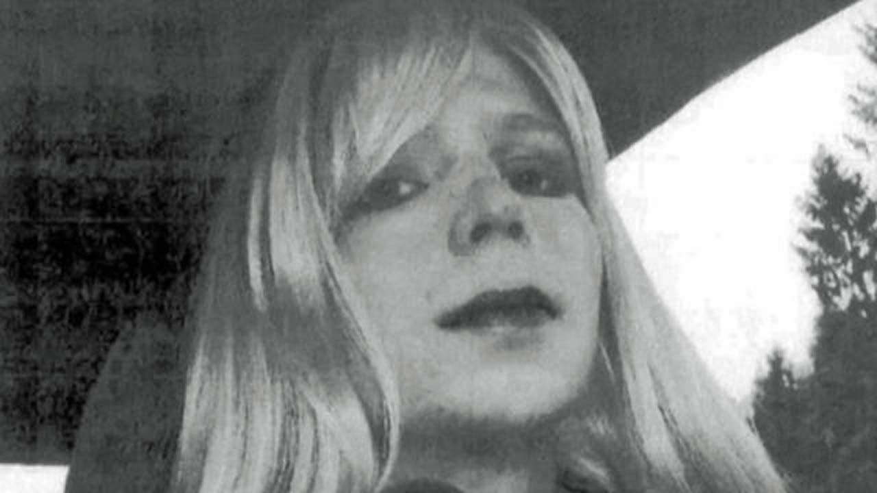 Group Says Chelsea Manning Serving Two Weeks In Solitary