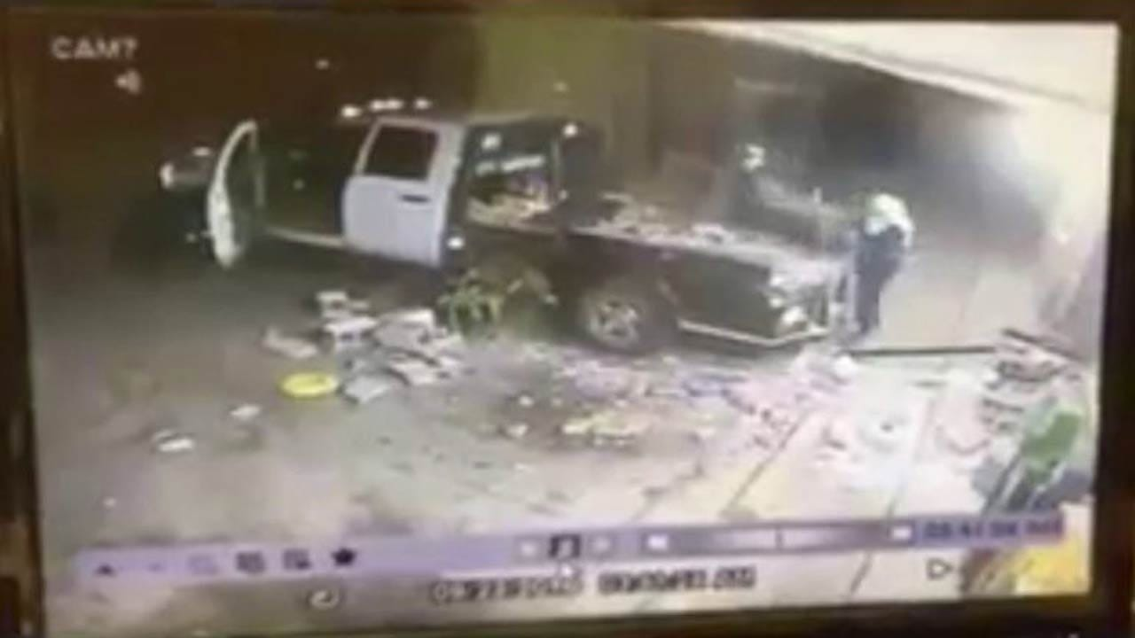 Thieves Steal ATM From Sallisaw Convenience Store