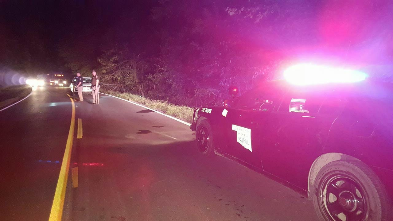 Man Believed Killed In Osage County Motorcycle Crash