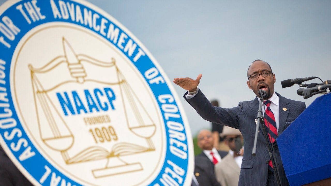 NAACP National President To Speak In Tulsa