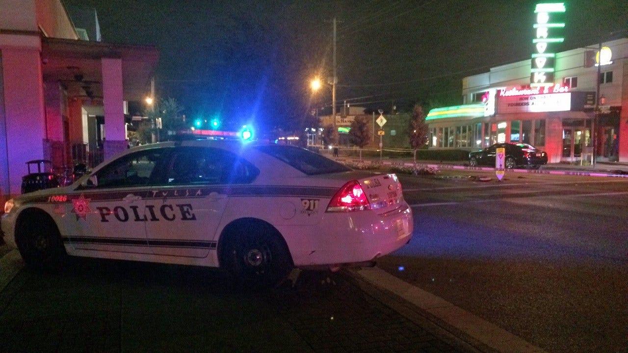Police Arrest Tulsa Woman After Pedestrian Killed On Brookside