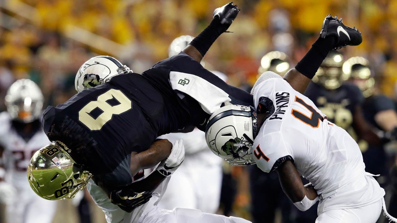 Turnovers Plague Cowboys In Loss To Baylor