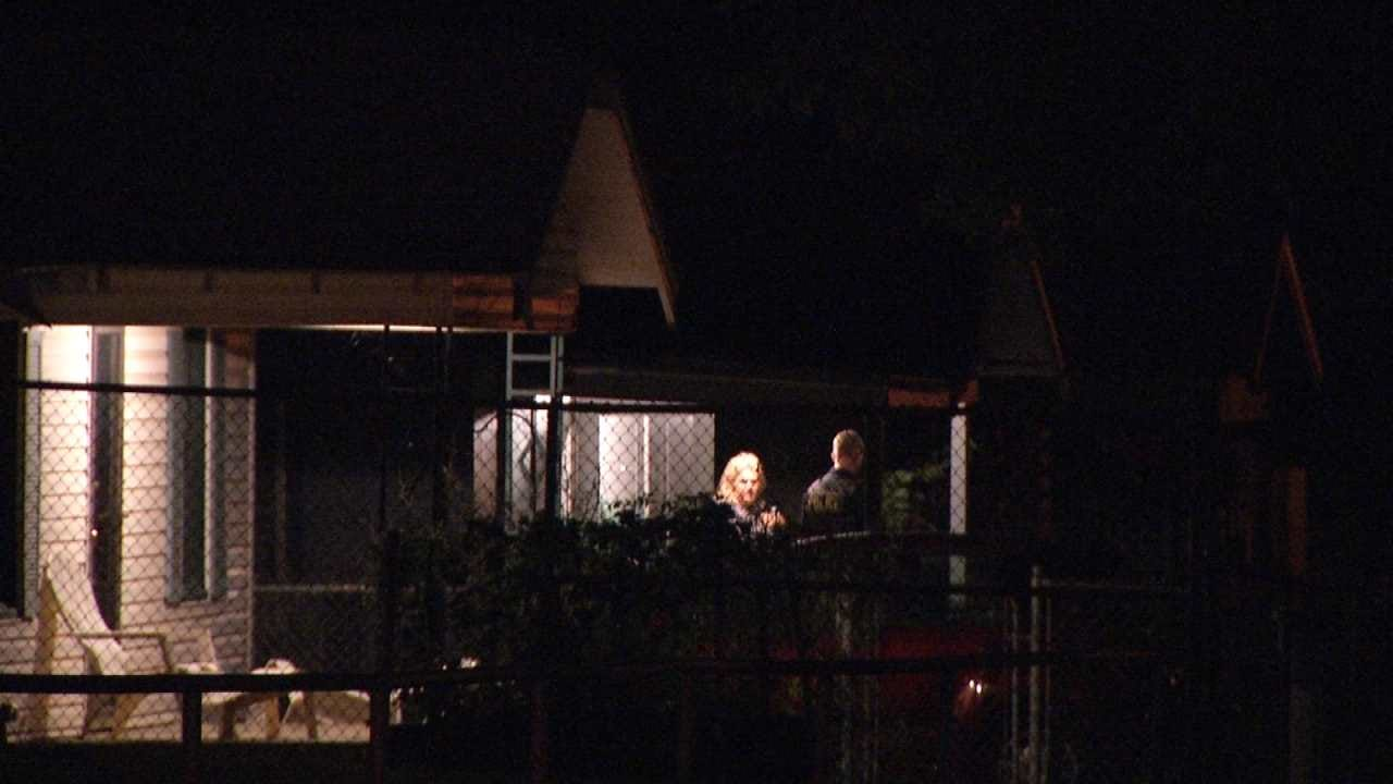 Couple Robbed In Tulsa Home Invasion