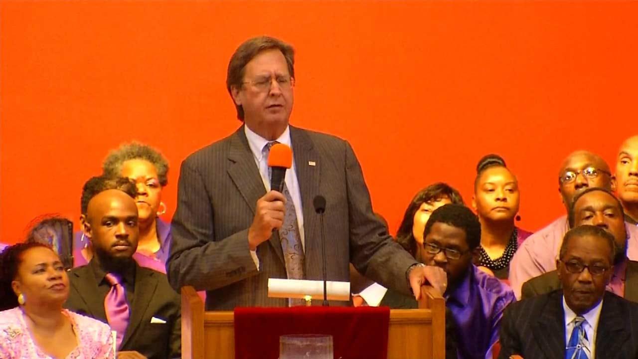 Mayor: Apology To Crutcher Family Statement Of Sympathy, Not Liability