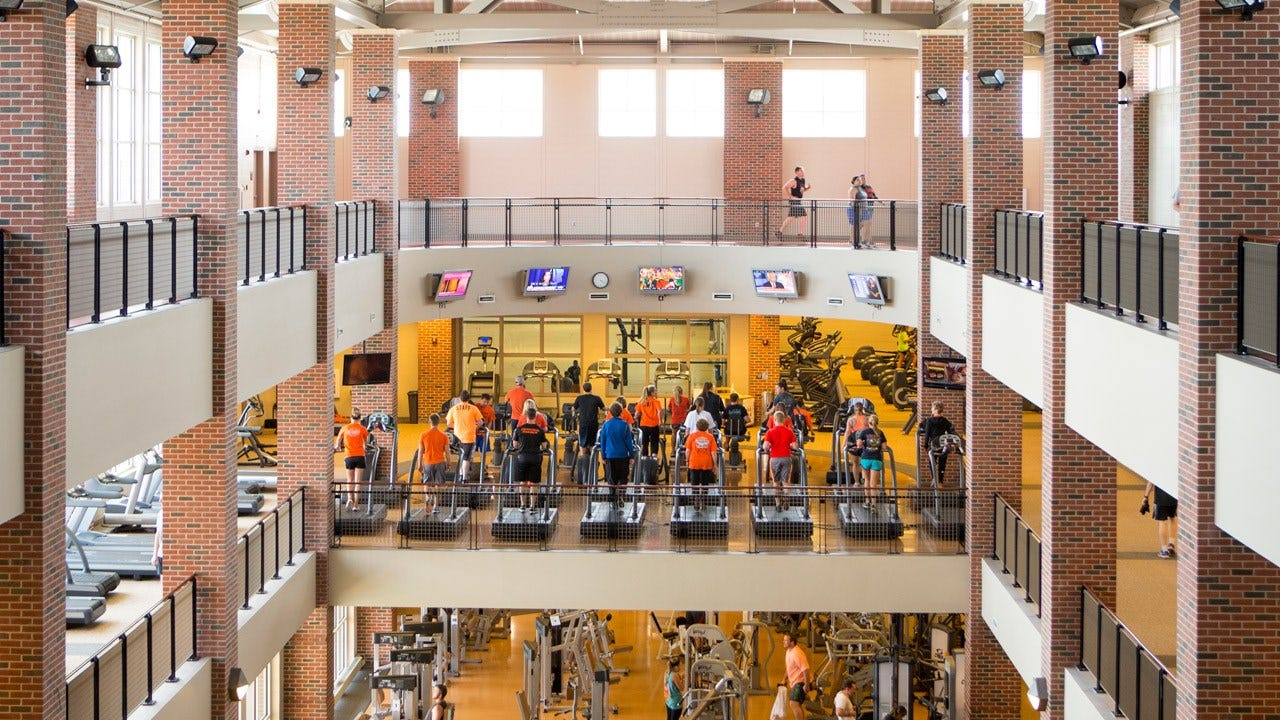 OSU Named One Of The Healthiest Colleges In The Country