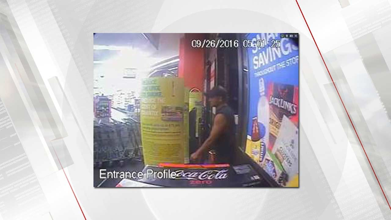 Police: Man With Machete Robs Tulsa Walgreens
