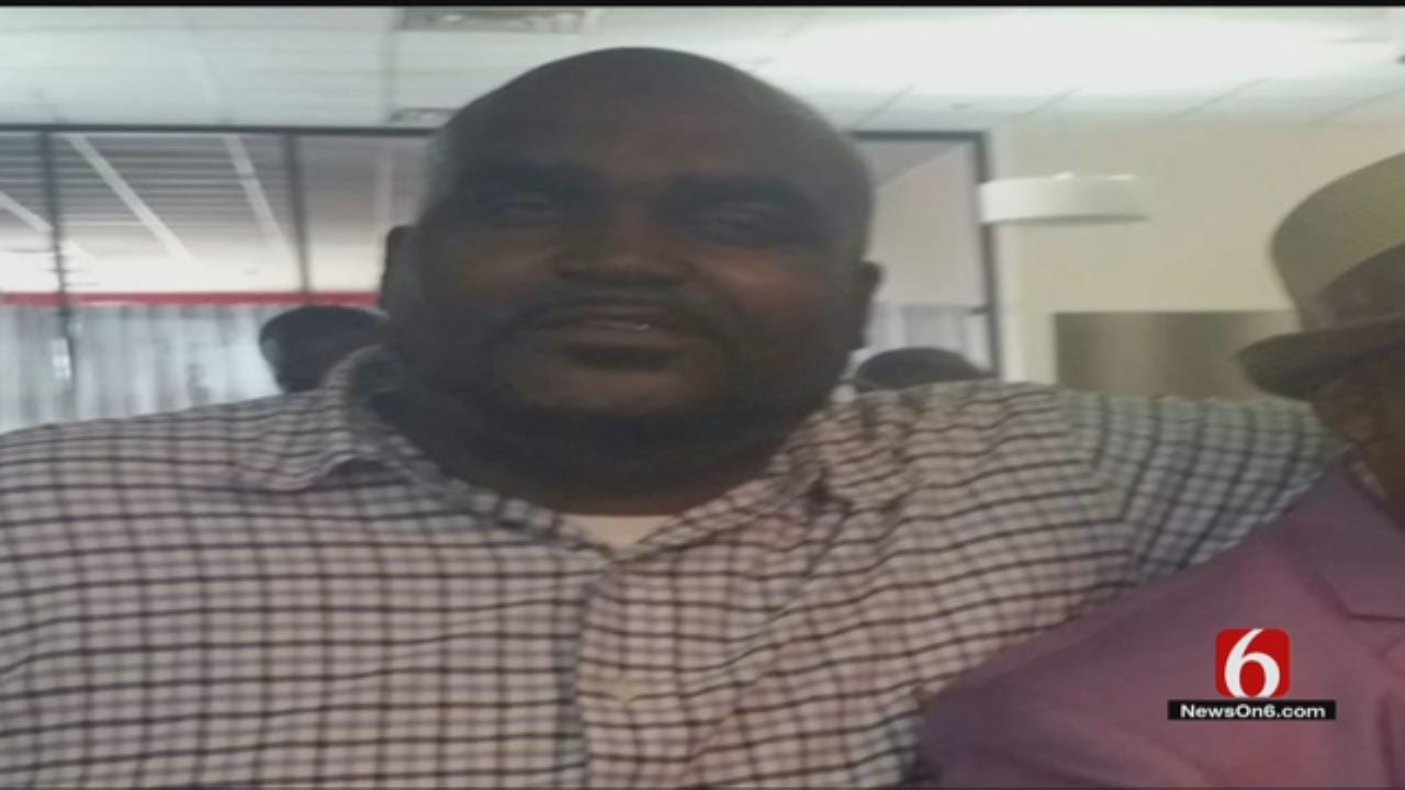 Terence Crutcher Rallies, News Conference Planned In Tulsa