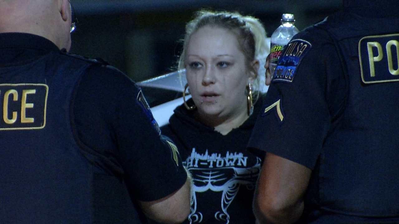 Tulsa Woman Arrested On Gun, Drug Complaints