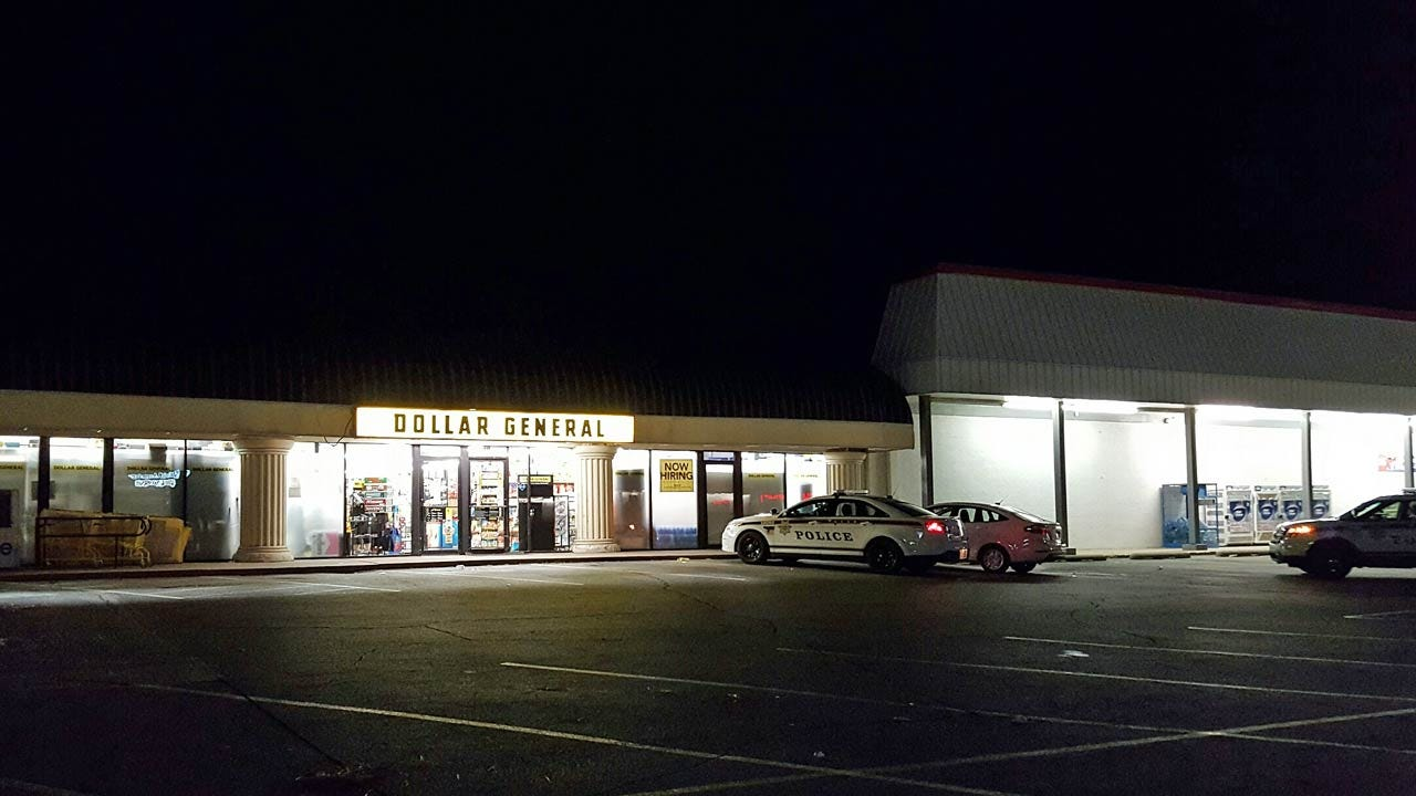 Armed Man Robs Tulsa Dollar General