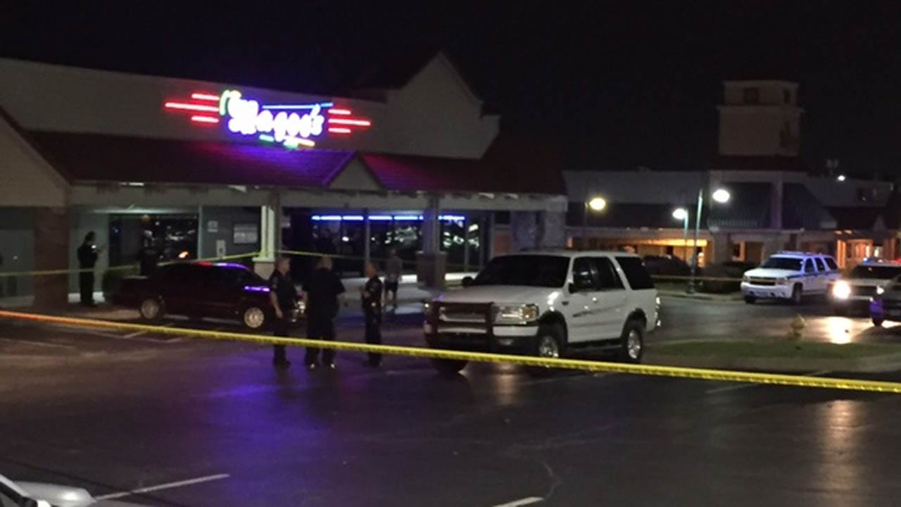 Man Critical After Being Shot Outside Tulsa Pool Hall