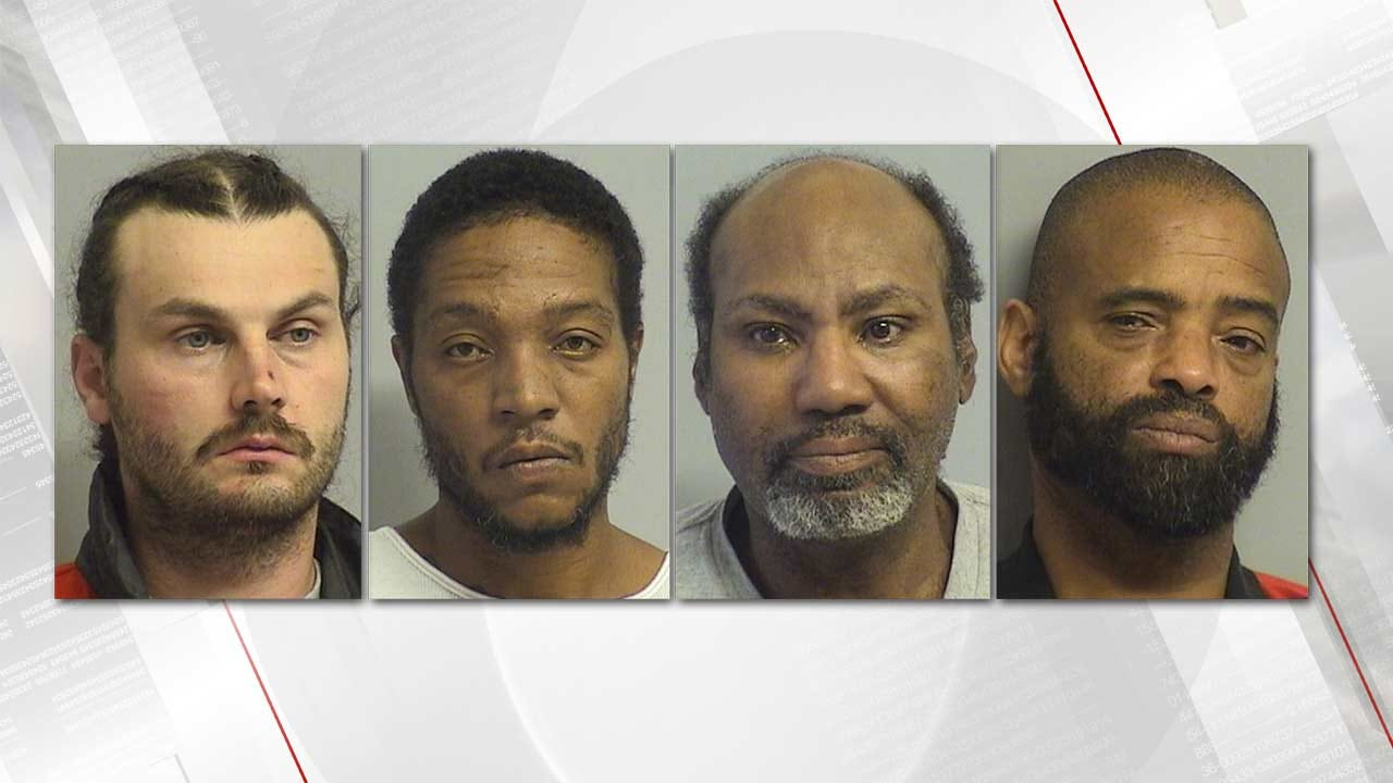 Men Charged With First-Degree Murder In Death Of Tulsa Man