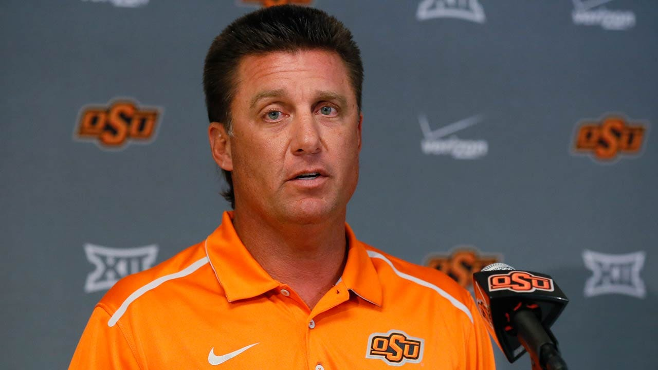 OSU Football: Mike Gundy Shares Thoughts On LSU Firing Les Miles