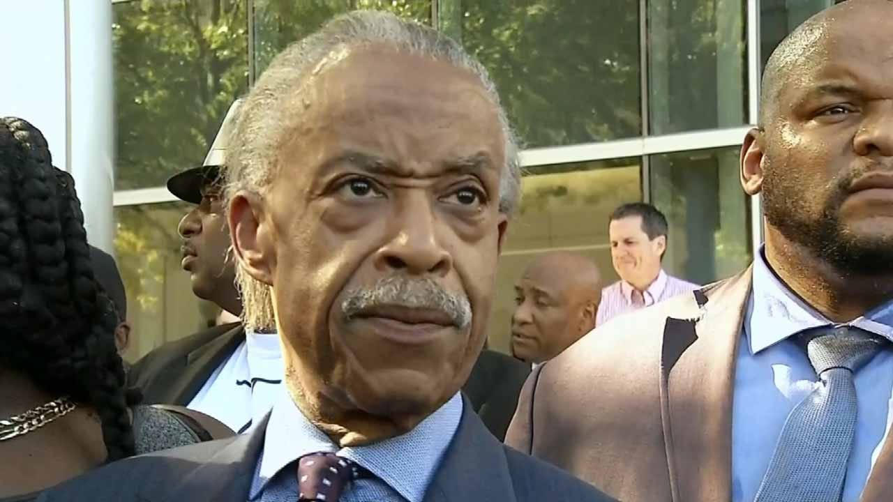Sharpton Hopes Passion, Energy Continues To Bring Change