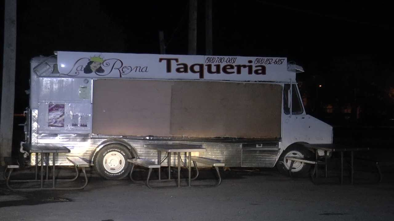 Tulsa Taco Truck Workers Robbed