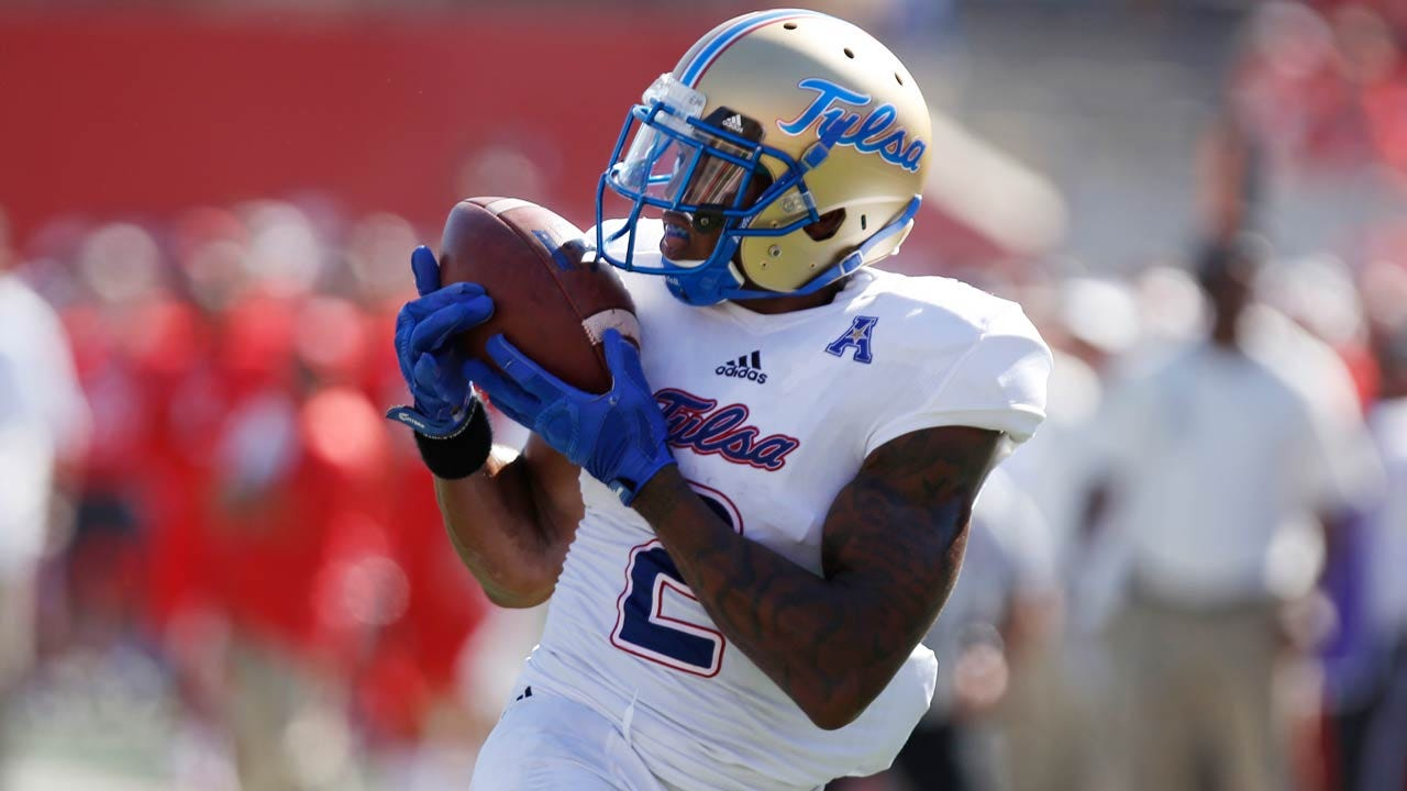 TU's Keevan Lucas Added To Biletnikoff Award Watch List