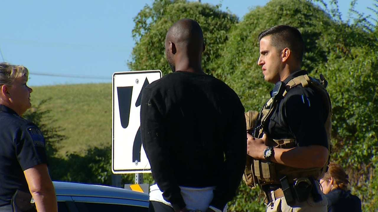 Two In Custody, One More Sought After Tulsa Bank Robbery