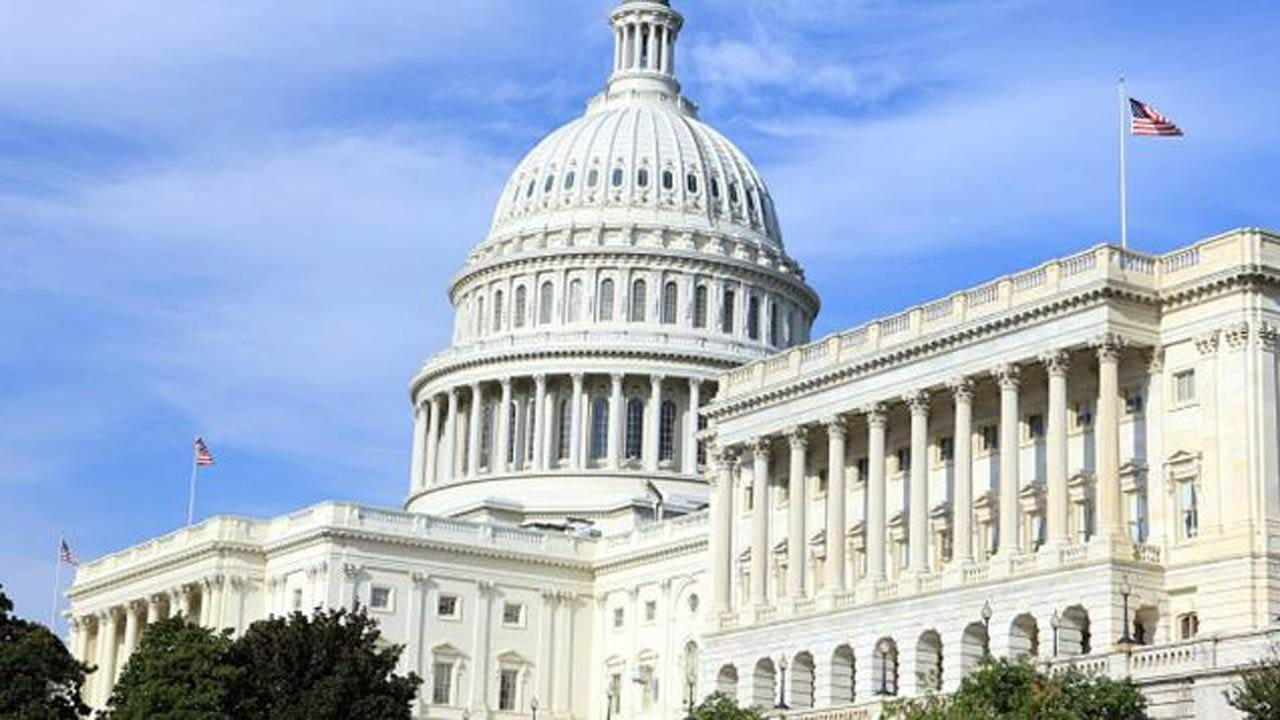 House Passes Bill Funding Government Through December
