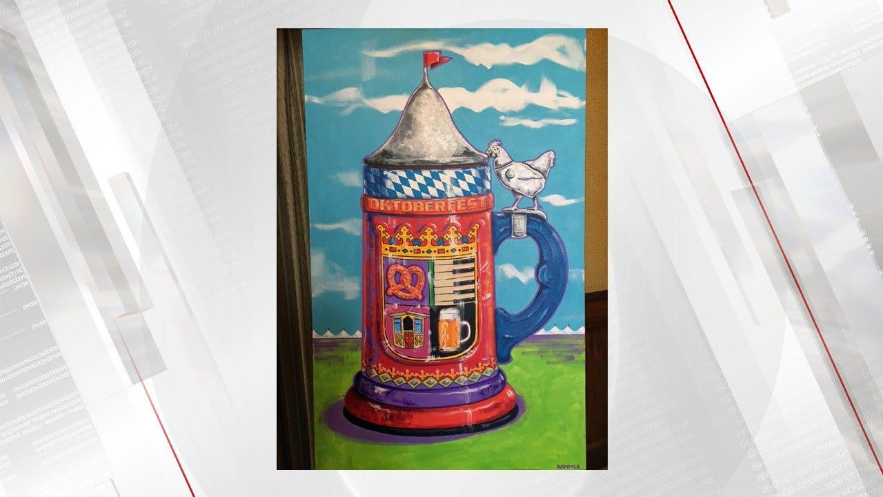 Linde Oktoberfest Tulsa Unveils 2016 Festival Poster