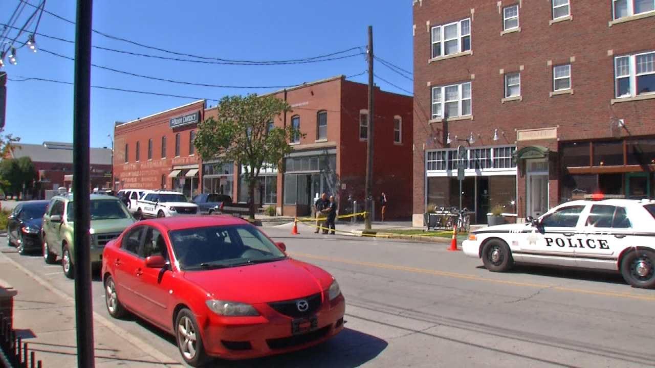 Police Identify Tulsa's 52nd Homicide Victim Of 2016