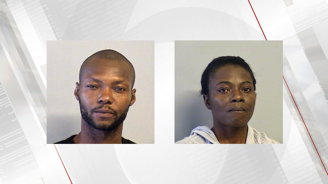Police Identify Two Of Three Tulsa Bank Robbery Suspects