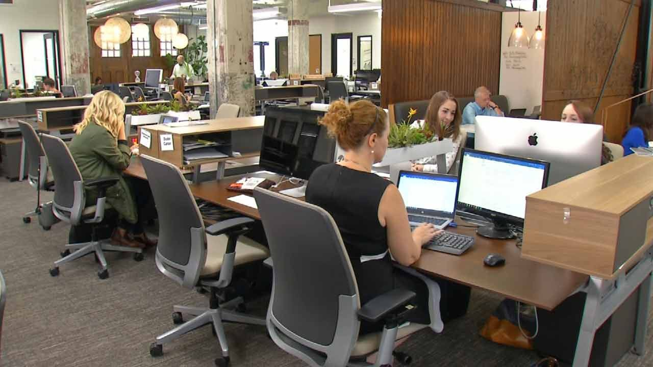 Tulsa Best In Country For Women Starting A Business