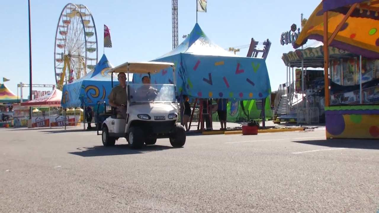 Tulsa County Sheriffs Will Have Strong Presence At Tulsa State Fair