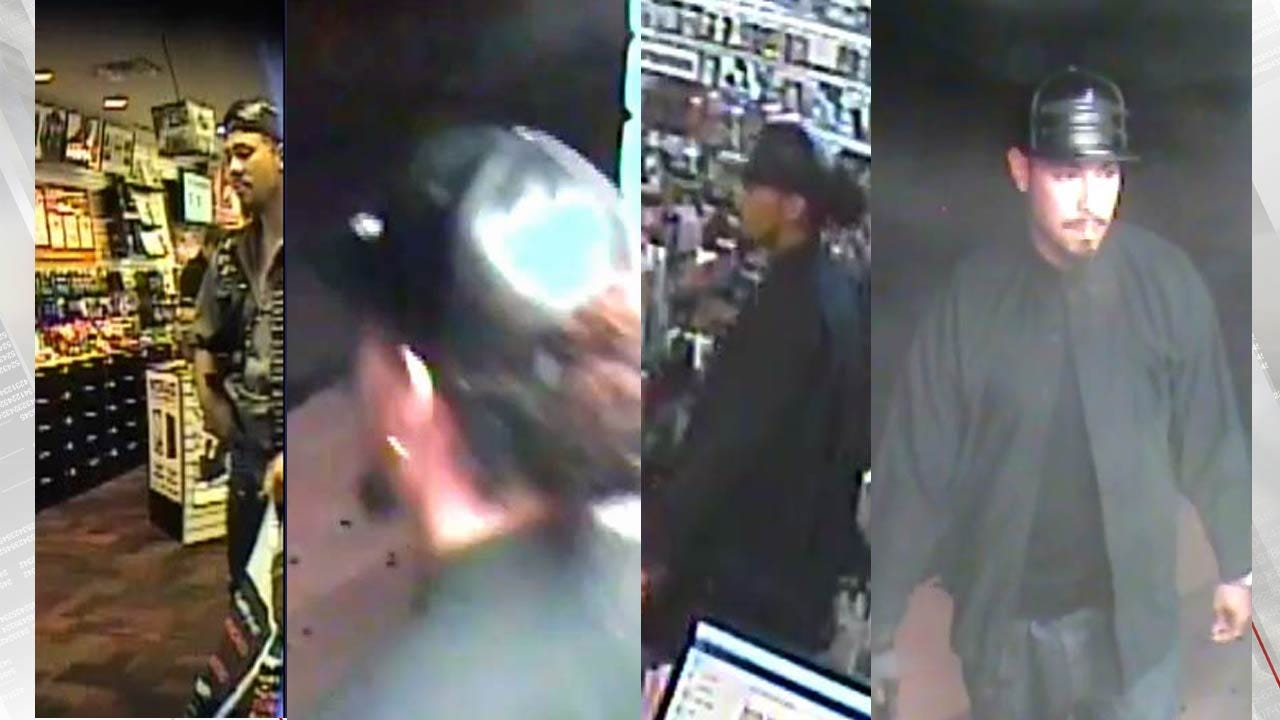 Tulsa Robbery Detectives Seek To Identify Person Of Interest