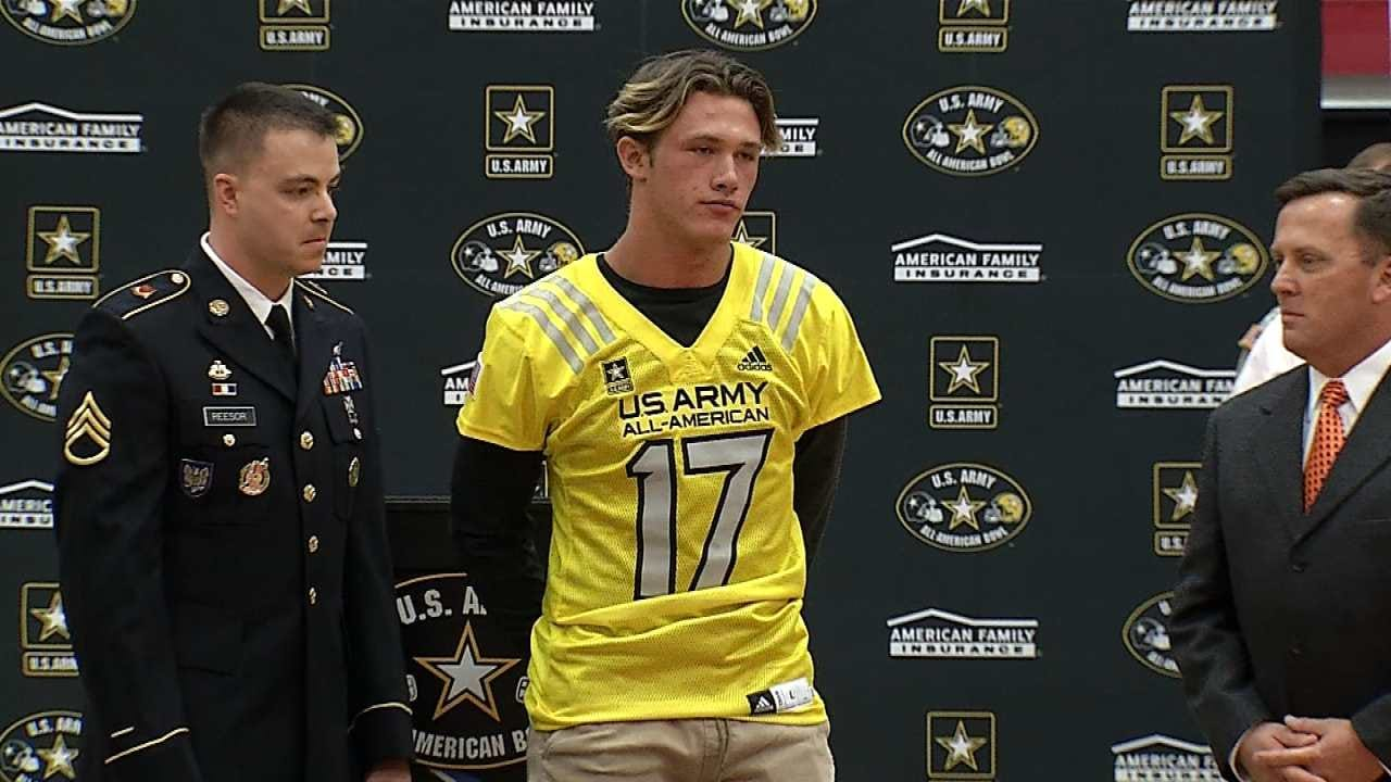 Collinsville Linebacker Levi Draper To Play In U.S. Army All-American Bowl