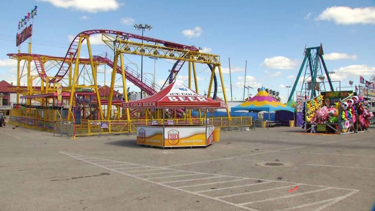 Deputies Encourage Safe Drinking At Tulsa State Fair