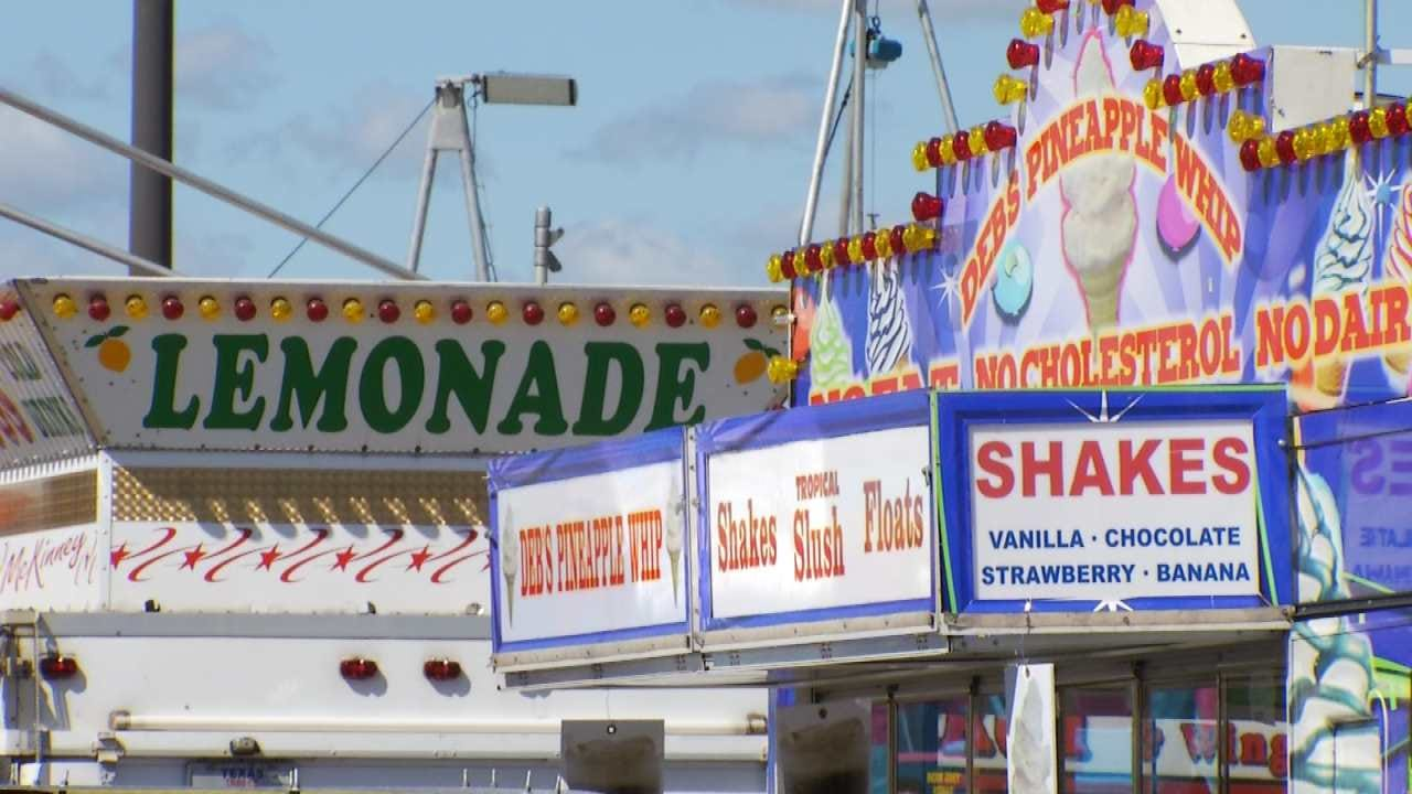 Health Department Inspects Fair's Food Vendors To Ensure Safety