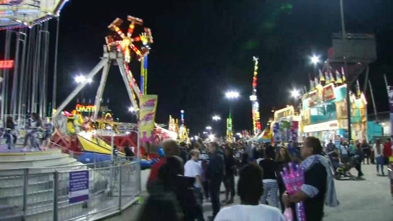 Tulsa State Fairgoers Excited For New Attractions