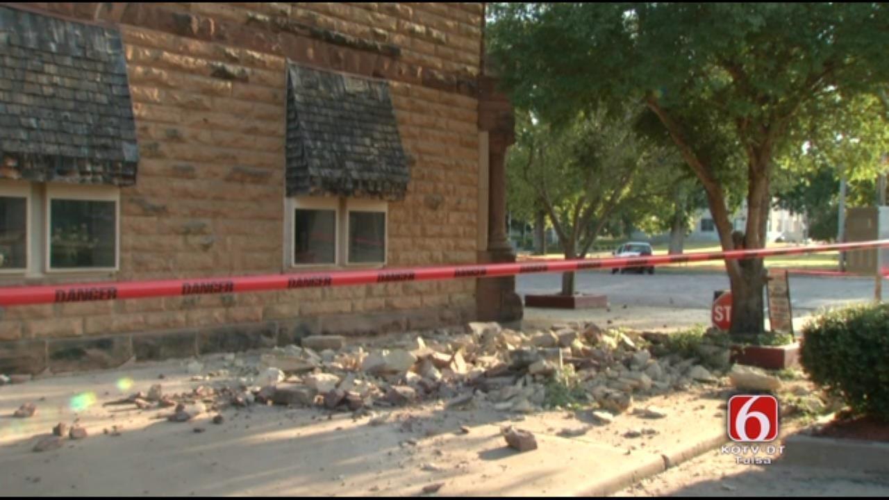 5.6 Magnitude Earthquake Rattles Oklahoma