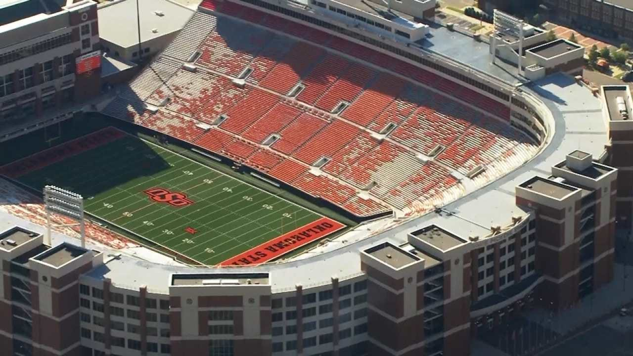 No Earthquake Damage Found At OSU's Boone Pickens Stadium