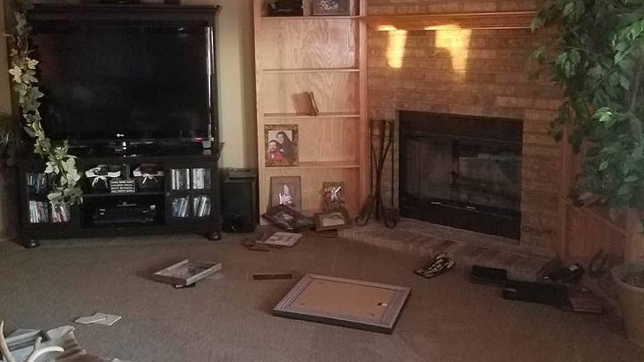 Oklahomans Share Pics, Video Of Earthquake Experience