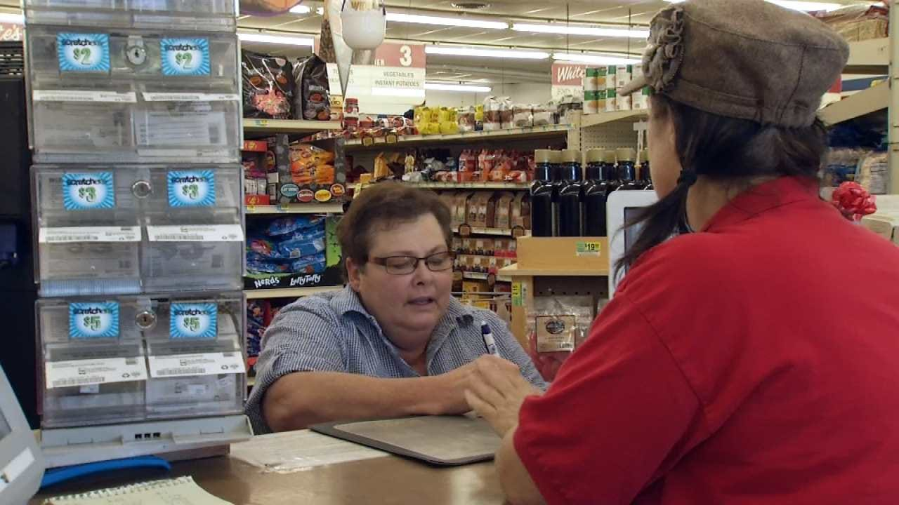Pawnee Grocery Store Reopened After Earthquake