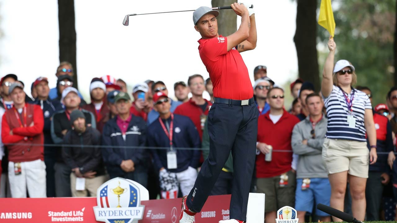 Americans Sweep Opening Session At Ryder Cup