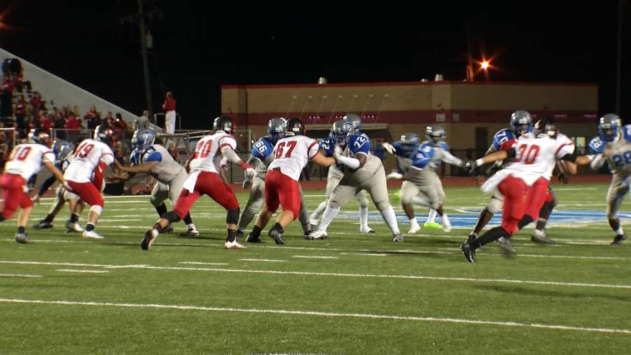 Claremore Claims Week 5 Victory Over Memorial