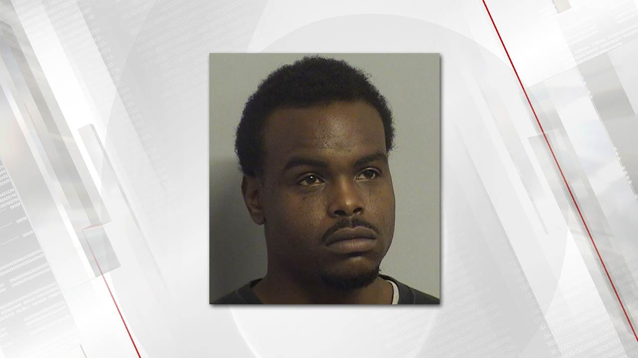 Suspect In Tulsa Bank Robbery Arrested